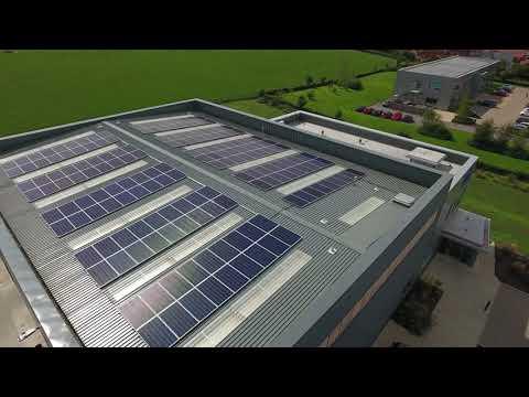 TePe (UK) Solar Panel Roof
