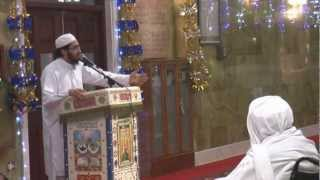 Ghamkol Sharif Presents Mawlid An Nabi (ﷺ) - Hafiz Ahsan Amin