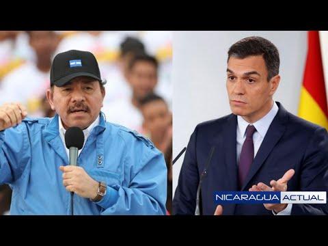 """Presidente de España a Ortega: """"Juegue limpio, libere a los opositores"""""""
