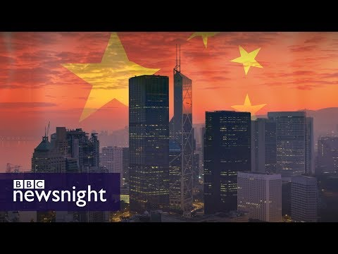 connectYoutube - Is democracy in Hong Kong under threat? – BBC Newsnight