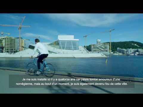 Explorez Oslo, la capitale des produits frais