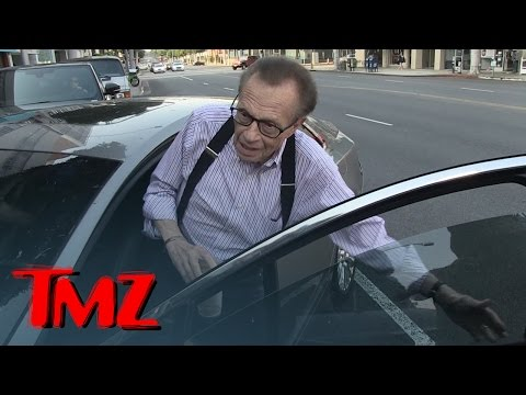 Larry King -- My Wife and I Will Work Things Out