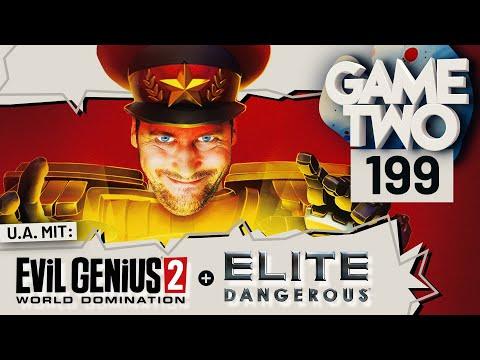 Elite Dangerous: Odyssey, Nier: Replicant, Evil Genius 2 | Game Two #199