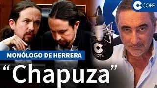 Herrera, sobre la política de Iglesias: