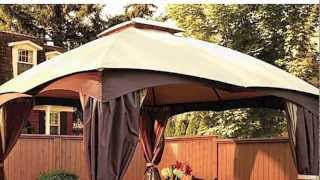 Allen Roth Gazebo Home Decor