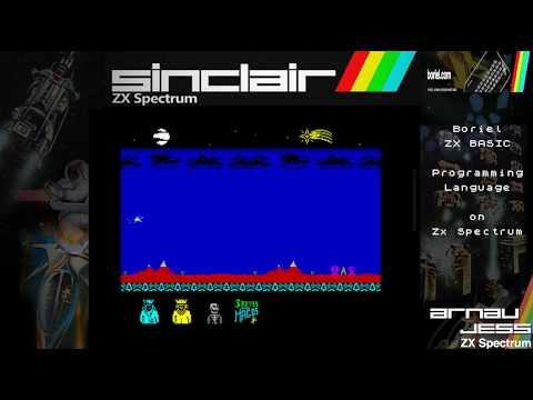 Boriel ZX BASIC en Zx Spectrum