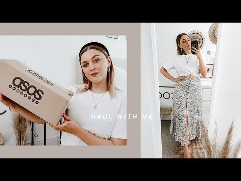 UNBOXING + TRY ON HAUL | I Covet Thee