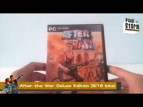 Livecam After the War Deluxe Edition (8/16 bits)