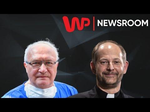 Dziś gośćmi m.in. lekarz chorób zakaźnych prof. Krzysztof Simon i rzecznik KEP ks. dr Leszek Gęsiak