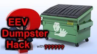EEVblog #1070 - What The Hack? Dumpster Hacking!