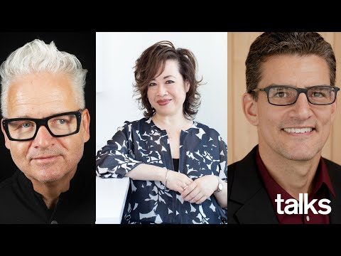 Live talk on Canadian Design with Leslie Jen, David Fortin and Andrew King