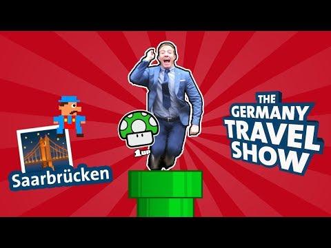 The Germany Travel Show - Episode 13/16 - Saarbrücken