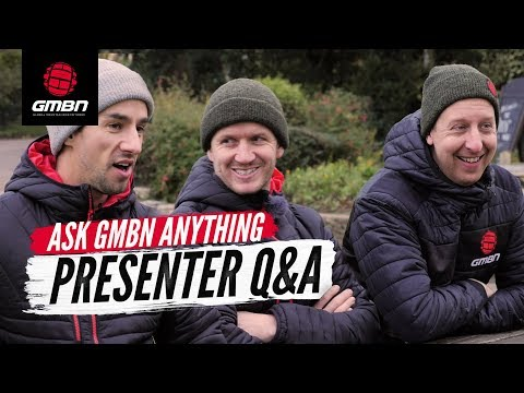 Neil, Blake And Doddy: Presenter Q&A | Ask GMBN Anything About Mountain Biking