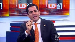 Los Desayunos 24 Horas, Xavier Hervas, candidato presidencial