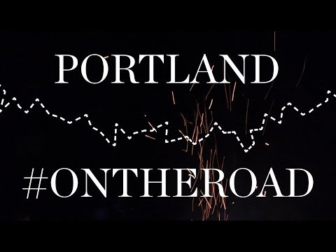 Ep 2 | Seattle to Portland & Nike HQ | Isaora On The Road