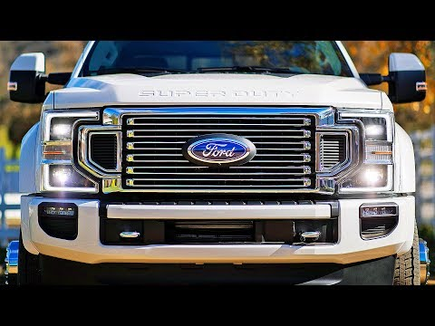 2020 Ford F-Series SUPER DUTY ? Powerful HD Pickup Truck