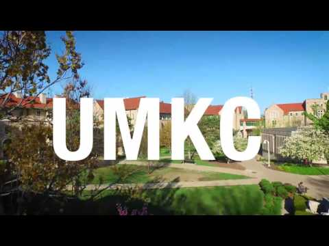 UMKC. The Place for People Going Places.