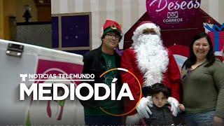 Noticias Telemundo Mediodía, 24 de diciembre 2019