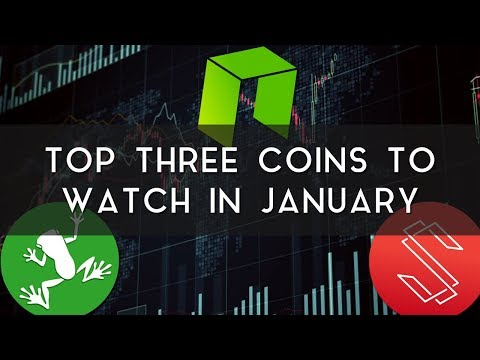 Top 3 Coins to Watch in January   WaBi, NEO, & Substratum!