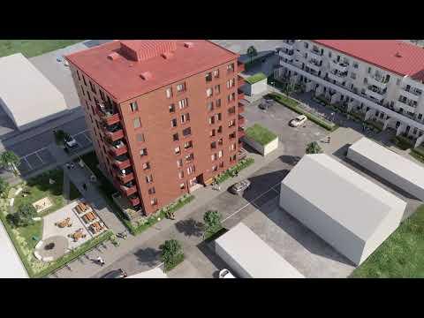 Kvibergs Boulevard, JM Göteborg – Intervju med landskapsarkitekt Maria Karlsson