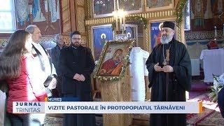 Vizite pastorale in Protopopiatul Tarnaveni