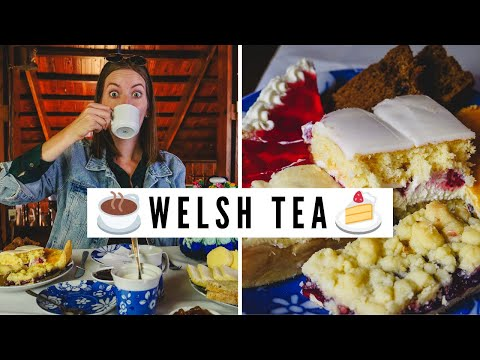 WELSH TOWN in Patagonia, Argentina + Welsh AFTERNOON TEA at Ty Gwyn in GAIMAN, Chubut ?