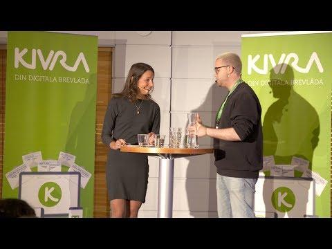Christopher Wylie - Kivras digitaliseringsmöte 2019