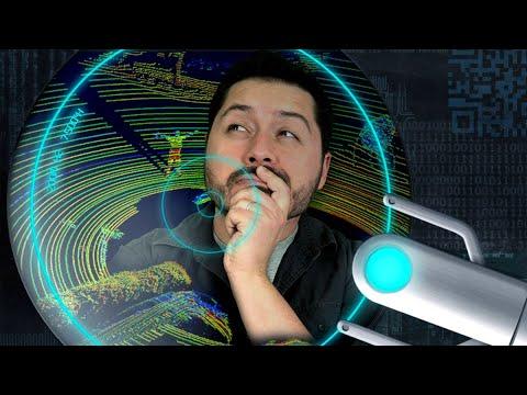 LiDAR, Radar | Nerdologia Tech