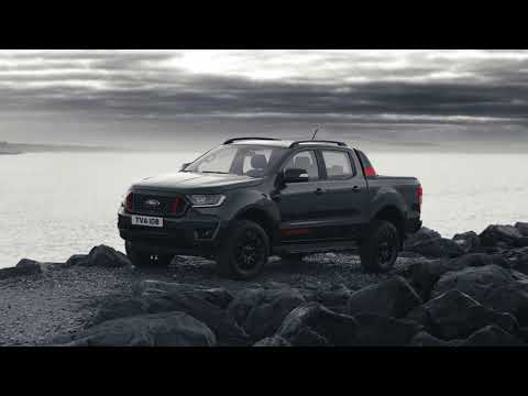 Introducing the Limited-Edition Ford Ranger Thunder