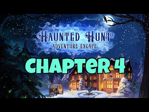HAUNTED HUNT ADVENTURE ESCAPE (Haiku) Chapter 4 Level Walkthrough Android / iOS Gameplay
