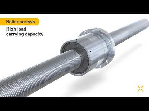Ewellix - Roller screws