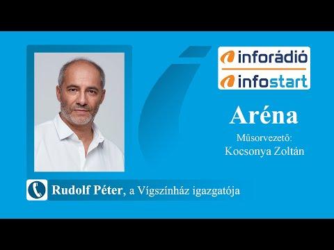 InfoRádió - Aréna - Rudolf Péter 2020.07.09.