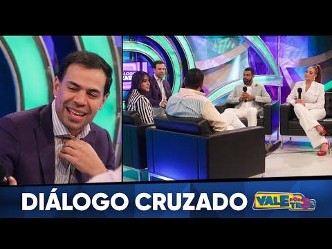 "Diálogo Cruzado: ""Consejos para liberar estrés"" ► VALE POR TRES"