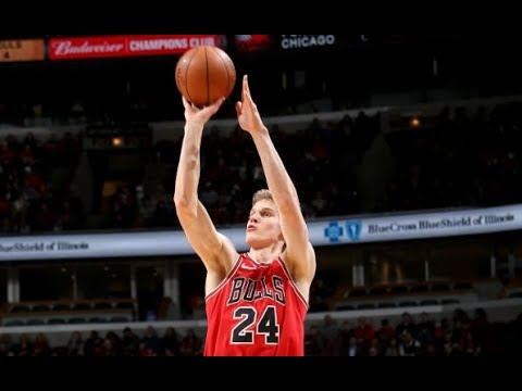 Lauri Markkanen's 100 3-Pointers From This Season