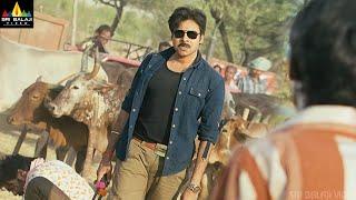Gabbar Singh Movie Pawan Kalyan Arrests Ajay | Latest Telugu Scenes @SriBalajiMovies - SRIBALAJIMOVIES