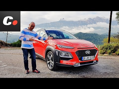 Hyundai Kona 2017 SUV (Hyundai Kauai) | Primera prueba / Test / Review en español | coches.net
