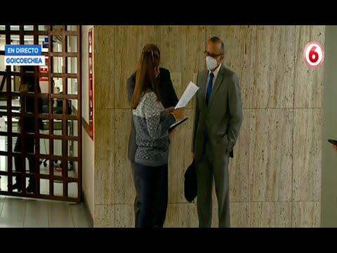 Mélida Solís y Carlos Cerdas ausentes en audiencia del Caso Cochinilla este martes