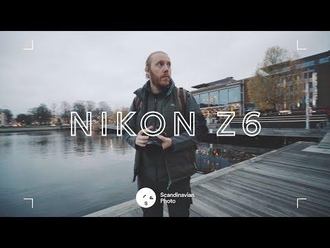 Nikon Z6 – Kraftfull och kompakt