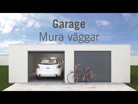 Garage – Mura väggar