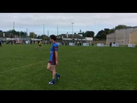 Bellaghy v Naomh Olaf penalty shoot-out VW Kilmacud Crokes All Ireland Football 7s 2016
