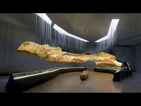Lascaux International Centre for Cave Art: Interior Project of the Year | Interiors | Dezeen