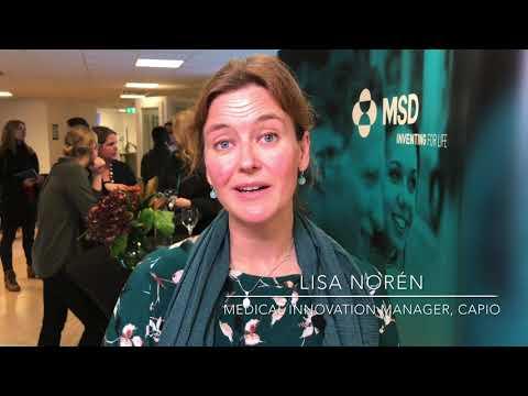 MSD Brown Bag Lunch Talks 14 november - Hur kommer vårdkunderna söka innovativ vård 2030?
