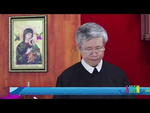 LHS Thứ Năm 19.09.2019: ÁNH MẮT XÓT THƯƠNG CỦA CHÚA - Linh mục Giuse Hồ Đắc Tâm, DCCT