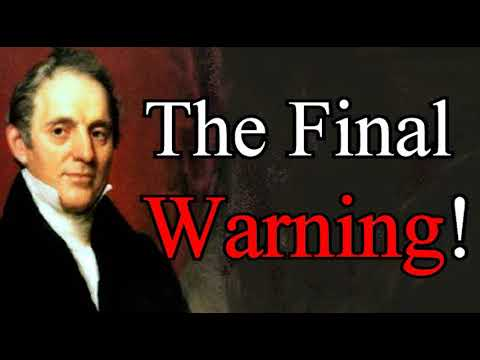The Final Warning - Asahel Nettleton Christian Audio Sermons