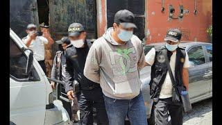 PNC captura a alias 'El Llorón'