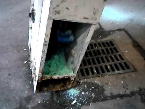 Used Chain Bucket Elevator - 15' discharge height