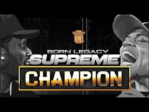 CHAMPION | BORN LEGACY SUPREME II PREDICTIONS - PART 1 - SMACK/URL