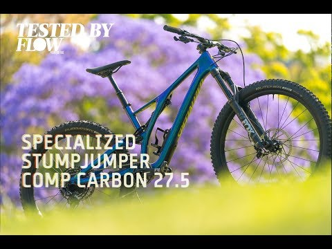 Specialized Stumpjumper Comp Carbon 27.5 2019 - First Impressions