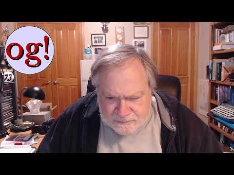 KE0OG Dave Casler Live Stream 26 Nov 2020