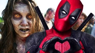 What If Deadpool Was in The Walking Dead? (Mashup Trailer)